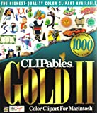 CLIPables Gold II - Color Clipart For Macintosh