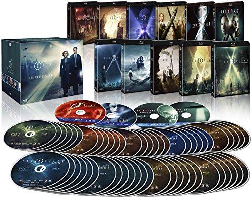 X-ファイル コンプリートブルーレイBOX(「X-ファイル 2016」付) [Blu-ray]