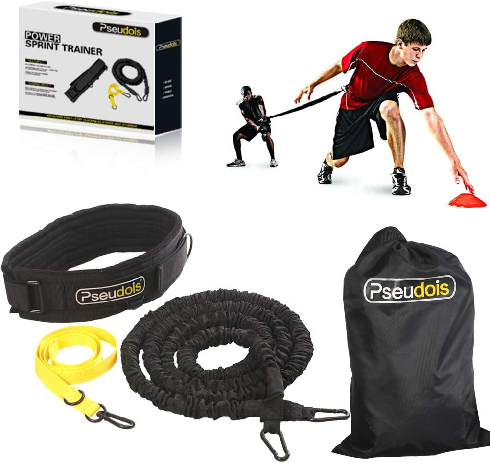 Pseudois Sale special price Resistance Bungee Band online shop Running Workout Training