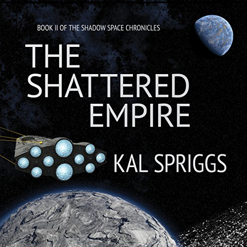 The Shattered Empire audiobook cover art