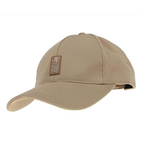 337fa8aaa1bf0 Fakeface Unisex Women Men Adjustable Army Cadet Castro Patrol Baseball Hat  Breathable Cotton Mesh Flat Top