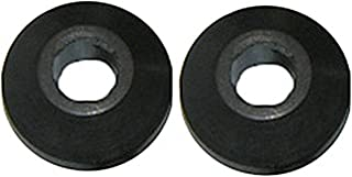 LASCO 02-1070D Size 00 Beveled Faucet Bibb Washer, Black Neoprene, 100-Pack