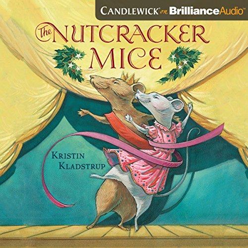 The Nutcracker Mice audiobook cover art