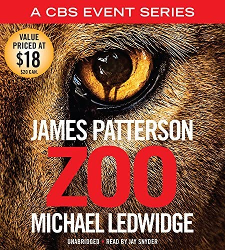Zoo by James Patterson 2015 05 26 product image