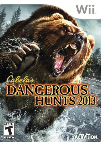 Cabela's: Dangerous Hunts 2013 [Bundle] [Importación Italiana]