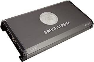 Soundstream T4.1500L 1,500W Tarantula Series 4-Channel Class A/B Car Amplifier
