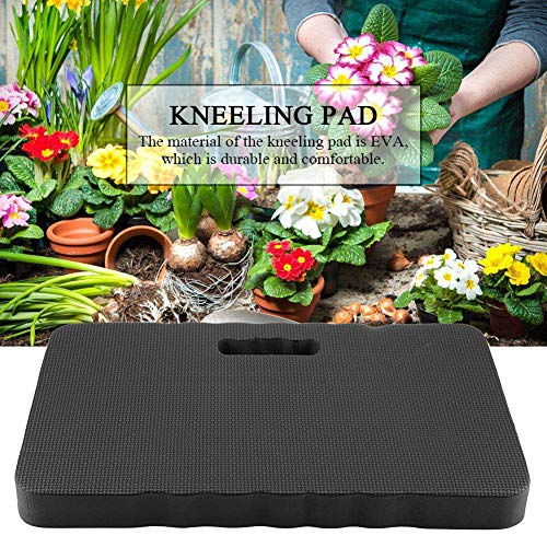 Neel Kneeling Cushion, Comfortable Kneeling Pad, for Working for Exercising(black)