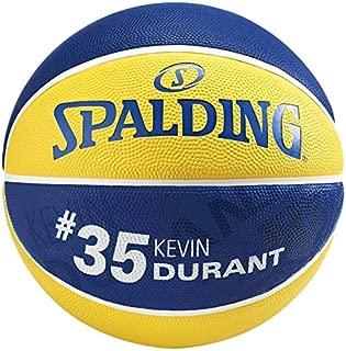 SPALDING NBA 播放器凱文杜蘭特籃球