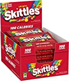 SKITTLES Original Candy 100 Calorie Pack, 0.9 Ounce 14-Count Box