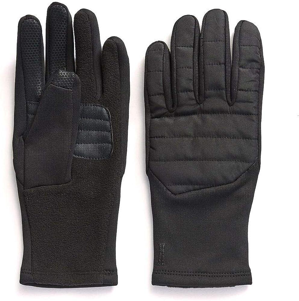 Igloos Women's Stretch Fleece Hybrid Touch Glove