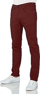 Mens Color Skinny Jeans