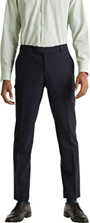 ESPRIT Men's Suit Trousers