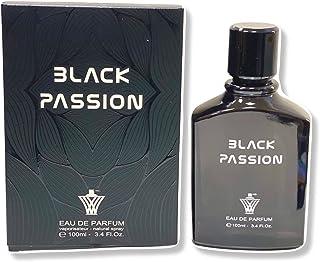 Black Passion Perfume for Men - Eau de Perfume, 100ML