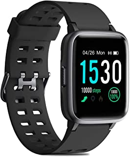 comprar comparacion CHEREEKI Reloj Deportivo, IP68 Reloj Inteligente 1.3