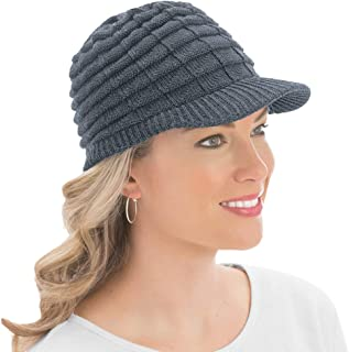 Collections Winter Hat with Brim