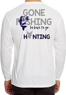 Fishing Shirt For Men Funny Long Sleeve Cool Dry T-shirt