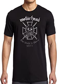 Men's Motorhead Mmix The World is Yours T-Shirt