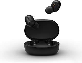 Redmi Earbuds S (with Gaming Mode), Up to 12 Hours of Playback time, IPX4 Sweat & Splash Proof, DSP ENC for Calls