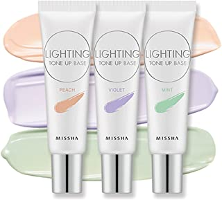 [MISSHA] Lighting Tone Up Base SPF30 PA++ 20ml (#03 Mint)