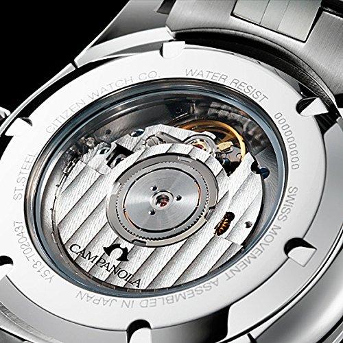 シチズンカンパノラ腕時計メカニカルコレクション【MechanicalCollection】CITIZENCAMPANOLANZ0000-58W正規品