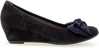 Gabor Shoes Escarpins Compensé recouvert pour Femme Comfort, Confortable en, modèle 45.361