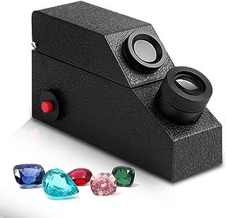 YUCHENGTECH Ädelsten refraktometer ädelsten ldentifikation smycken testare ädelsten identifieringsverktyg RHG181 1,30-1,81