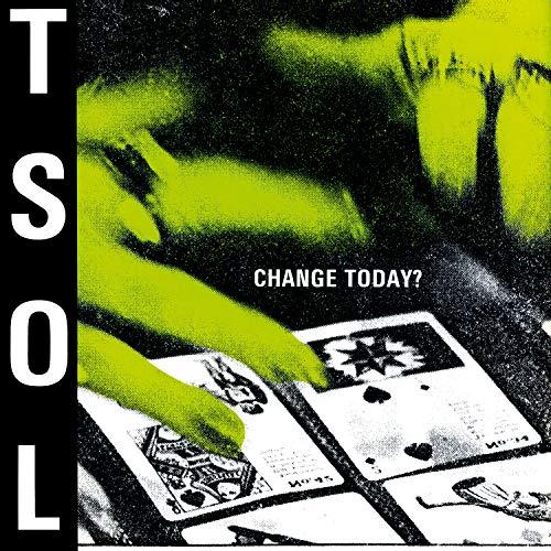 Change Today? [Vinyl LP]