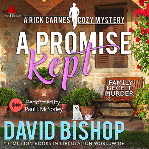 A Promise Kept Audiobook By David Bishop cover art