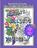 Sherri Baldy My Besties Live a Positive Life Coloring Book