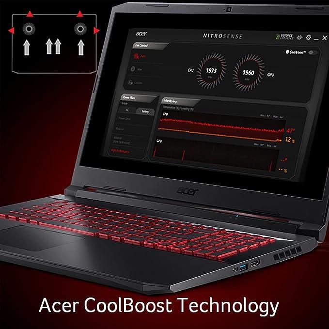 Acer Nitro 5 AN517-41-R3NX 17 Zoll Design