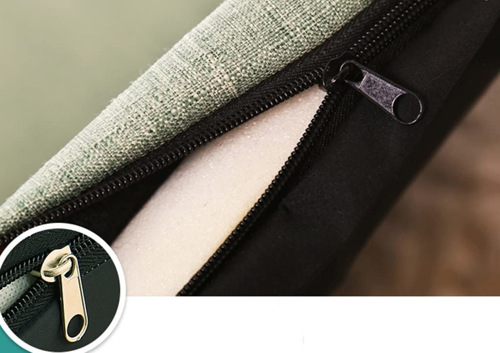 Lazy Sofa Fold Chaise Chambre Salon Tissu Loisirs Fauteuil -LI JING SHOP (Couleur : Stripe) Green