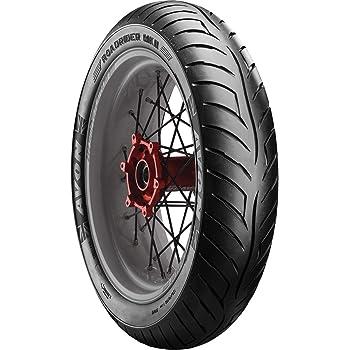 120//90-17 TL 64S Rear wheel, M+S marking Avon Trailrider