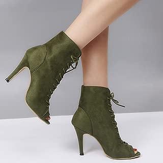 Fashion Women Ladies Ankle Stiletto High Heels Peep Toe Wedges Party Singel Shoes
