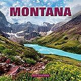 2022 Montana Scenic Wall Calendar