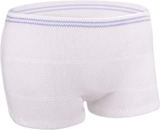 Carer Unisex Postpartum Mesh Underwear Maternity or Incontinence Disposable Panties Briefs Breathable, Lightweight (Medium, 20PCS)
