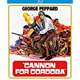 Cannon for Cordoba [Blu-ray] [Import]