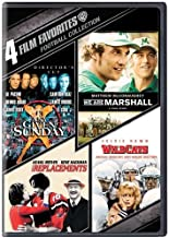 4 Film Favorites: Football (We Are Marshall / Any Given Sunday / The Replacements / Wildcats)