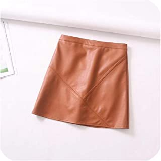 faux leather skirt online india
