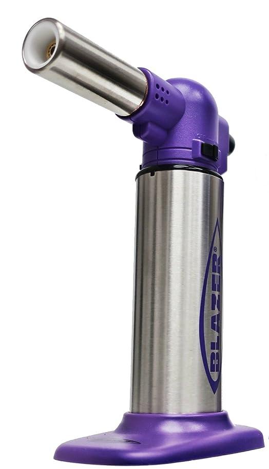Blazer 189-8016 Big Buddy Turbo Torch, Purple, Stainless Steel