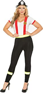 Women's Sexy Fire Fighter Costume