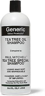 Generic Value Products Tea Tree Oil Shampoo Compare to Tea Tree Special Shampoo, 33.8oz
