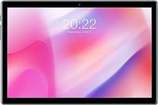 TECLAST P20HD Tablette Tactile 10.1 Pouces, 4G LTE + 5G WiFi, 4Go RAM + 64Go ROM, Android 10, Processeur SC9863A 1.6GHz Octa Core, 1920x1200FHD, Double Caméras, BT5.0, 6000mAh, GPS, Type-C (512Go TF)