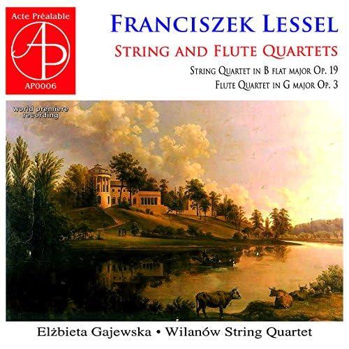 Elzbieta Gajewska & Wilanów String Quartet