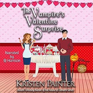 The Vampire's Valentine Surprise audiobook cover art