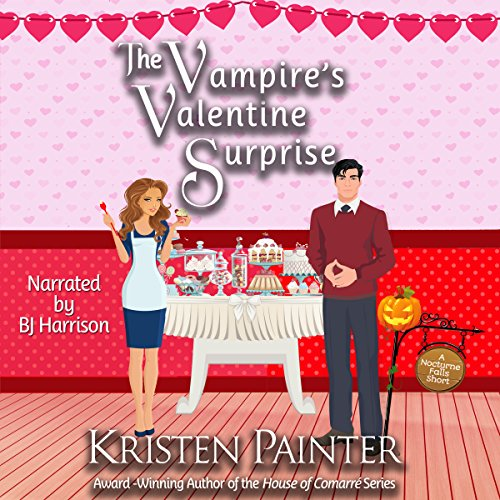 The Vampire's Valentine Surprise cover art