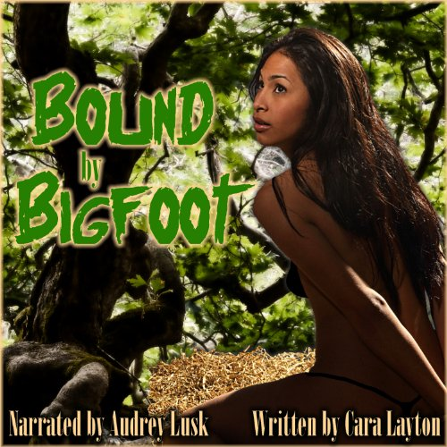 Bound by Bigfoot audiobook cover art