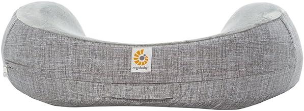 エルゴベビー(Ergobaby) 【授乳まくら】 ナチュラルカーブ・ナーシングピロー グレー FDEG101015 【日本正規品保証付】