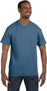 6.1 oz. Tagless T-Shirt (5250T), Orange, XL