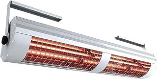 Etherma 9100116 - Solamagic emisores de infrarrojos, 2,8 kw, pared/montaje en el techo, blanco
