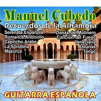Recuerdos de la Alhambra - Guitarra Española